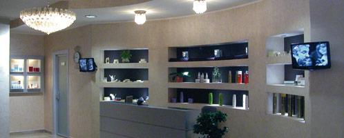 Italia hair couture beauty for Arredi per centri estetici